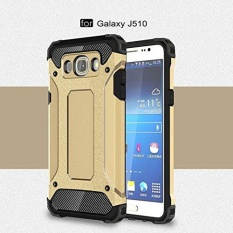 Armor Shock-proof Impact Hard Cover + Inner Soft Rubber 2 in 1 Rugged Case for Samsung Galaxy J5 2016 - intl