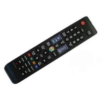 Aukey Remote Control AA59-00582A for Samsung (Black)