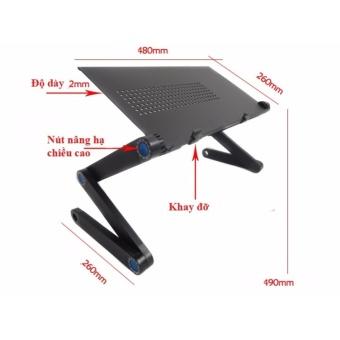 Bàn để laptop xoay 360 độ gấp gọn tiện dụng - 10293638 , OE680ELAA774NBVNAMZ-13256091 , 224_OE680ELAA774NBVNAMZ-13256091 , 589000 , Ban-de-laptop-xoay-360-do-gap-gon-tien-dung-224_OE680ELAA774NBVNAMZ-13256091 , lazada.vn , Bàn để laptop xoay 360 độ gấp gọn tiện dụng