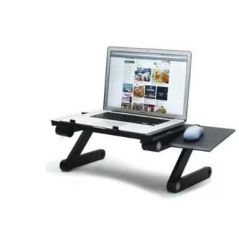 Bàn kê laptop có quạt tản gió và bàn di chuột tiện dụng
