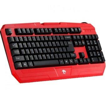 Bàn phím ENSOHO E-104R (Đỏ)