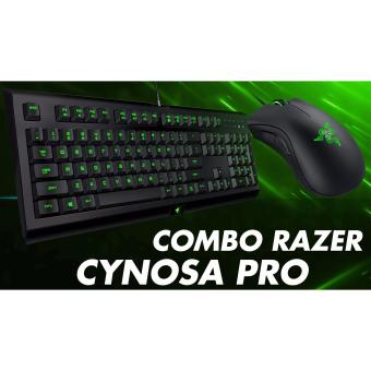 Bn phm game th Razer Cynosa Pro - Razer DeathAdder 2000 Bundle  3 Colors LED