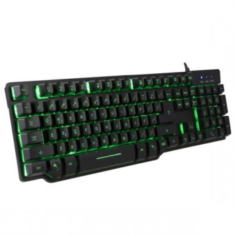Bàn phím giả cơ Ensoho E-GL121K (Đen)