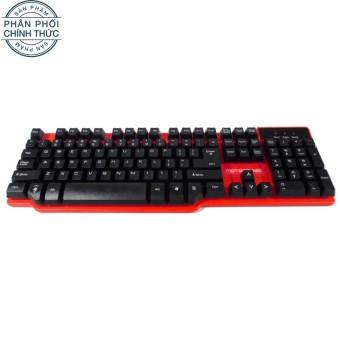 Bàn phím giả cơ Motospeed K68 (Đỏ đen) - Hãng phân phối chính thức ...