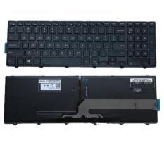 Keyboard Laptop DELL Inspiron 15-5000 Blacklit