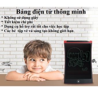 Bảng LCD writing tablets 8.5 inch học viết và tập vẽ thông minh cho bé yêu - 8401527 , OE680ELAA5OQTZVNAMZ-10430652 , 224_OE680ELAA5OQTZVNAMZ-10430652 , 500000 , Bang-LCD-writing-tablets-8.5-inch-hoc-viet-va-tap-ve-thong-minh-cho-be-yeu-224_OE680ELAA5OQTZVNAMZ-10430652 , lazada.vn , Bảng LCD writing tablets 8.5 inch học viết