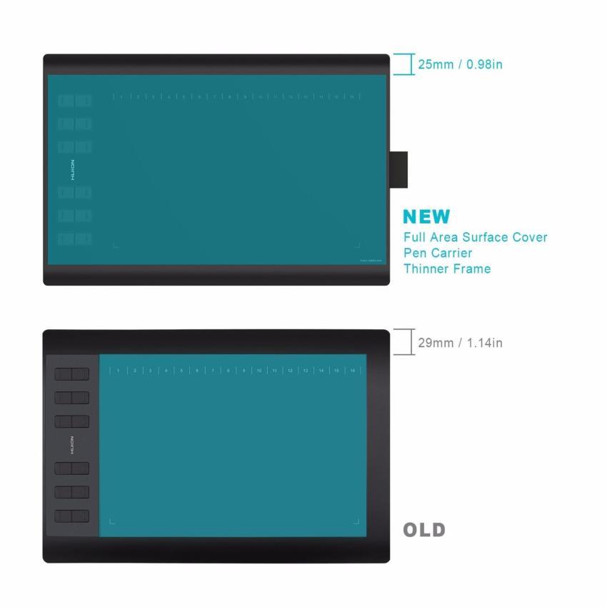 Bảng vẽ Huion 1060plus new (hàng phân phối chính thức)