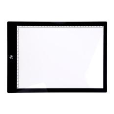 Bảng vẽ siêu mỏng A4 Cảm ứng LED – intl ưu đãi lớn