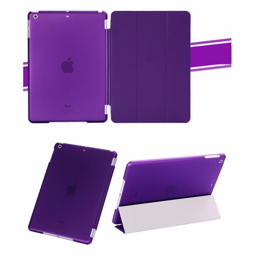 Hình ảnh Bao da cao cấp smart cover mỏng dành cho iPad Mini 1 2 3