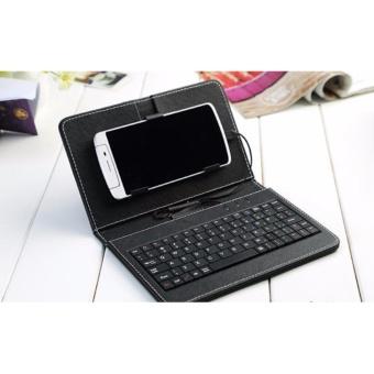 Bao da kiêm bàn phím cho điện thoại android ( Đen) - 8408321 , OE680ELAA71VAVVNAMZ-12936468 , 224_OE680ELAA71VAVVNAMZ-12936468 , 259000 , Bao-da-kiem-ban-phim-cho-dien-thoai-android-Den-224_OE680ELAA71VAVVNAMZ-12936468 , lazada.vn , Bao da kiêm bàn phím cho điện thoại android ( Đen)