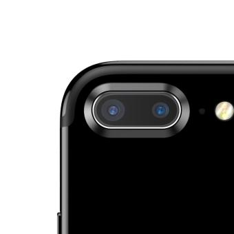 Bảo vệ camera Iphone 7 Plus viền đen