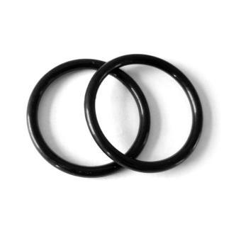 Bộ 02 vòng gioăng cao su thay thế cho buồng đốt thuốc lá điện tửOvancl P8 (Đen)