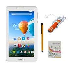 Mua Bộ 1 Máy tính bảng Archos 70c Xenon 8GB 2 Sim (Trắng) + Bút cảm ứng Stylus Touch 1 đầu Pen ở đâu tốt?