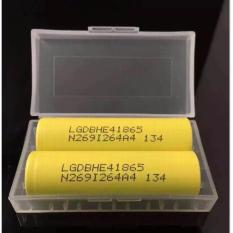 Bộ 2 pin LG HE4 18650 xả cao
