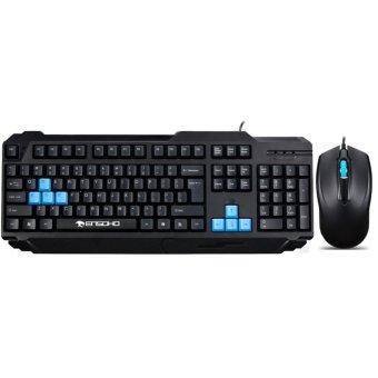 Bộ bàn phím chuột Ensoho S50 Đen