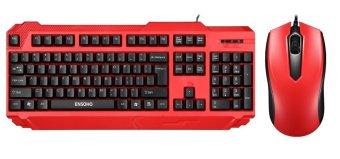 Bộ bàn phím + chuột Game Ensoho S50 (đỏ)