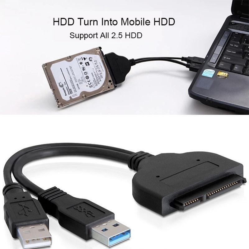Bảng giá Bộ cáp chuyển ổ cứng YBC USB 3.0 qua 2.5 inch SATA cho SSD&HDD - quốc tế Phong Vũ