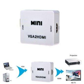 Bộ chuyển đổi VGA to HDMI cao cấp giá rẻ VGA2HDMI
