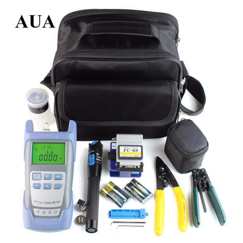 Bảng giá bộ dụng cụ thi công cáp quang AUA FC-6S (túi ) Phong Vũ