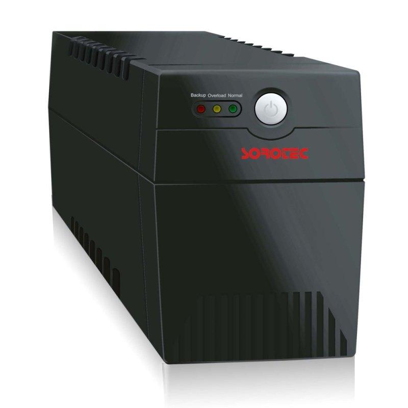 Bảng giá Bộ lưu điện Sorotec UPS Offline BL650 (Đen) Phong Vũ