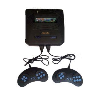 Bộ máy chơi game cầm tay China (Đen)