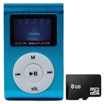 Bộ Máy nghe nhạc MP3 có màn hình LCD (Xanh dương) và Thẻ nhớ 8GB - 8371787 , OE680ELAA1CSJTVNAMZ-2113883 , 224_OE680ELAA1CSJTVNAMZ-2113883 , 328000 , Bo-May-nghe-nhac-MP3-co-man-hinh-LCD-Xanh-duong-va-The-nho-8GB-224_OE680ELAA1CSJTVNAMZ-2113883 , lazada.vn , Bộ Máy nghe nhạc MP3 có màn hình LCD (Xanh dương) và Thẻ n
