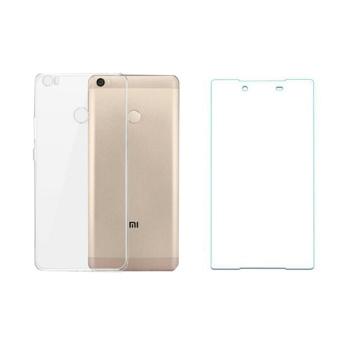 Bộ ốp lưng Silicon Xiaomi Mi Max 2 (Trắng) + Kính cường lực 2.5D - 8842242 , XI431ELAA8XKNMVNAMZ-17542717 , 224_XI431ELAA8XKNMVNAMZ-17542717 , 59000 , Bo-op-lung-Silicon-Xiaomi-Mi-Max-2-Trang-Kinh-cuong-luc-2.5D-224_XI431ELAA8XKNMVNAMZ-17542717 , lazada.vn , Bộ ốp lưng Silicon Xiaomi Mi Max 2 (Trắng) + Kính cường lự
