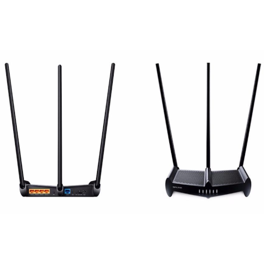 Hình ảnh Bộ phát sóng wifi tplink TL-WR941HP 3 anten dài 9 dbi - hãng phân phối chính thức