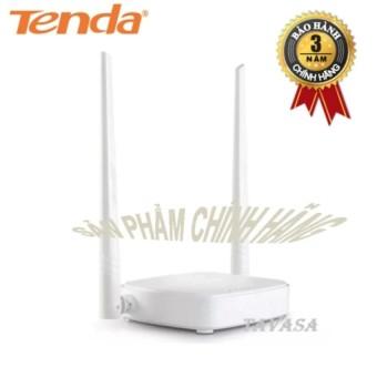 Bộ phát Wifi TENDA N301 (Trắng) - Hãng phân phối chính thức