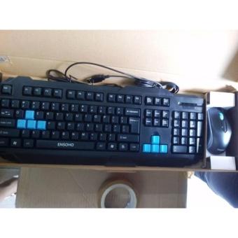 Bộ phím chuột dành cho Gamer ENSOHO S50
