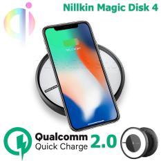 Khuyến Mãi Bộ sạc không dây Nillkin Magic Disk 4  Phụ kiện số Tuệ Minh