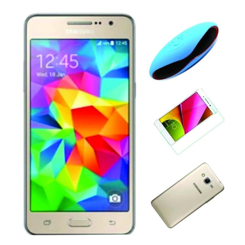 Bộ Samsung Galaxy Grand Prime G530 8GB - Hàng nhập khẩu + Ốp lưng + dán màn hình + Loa X6u