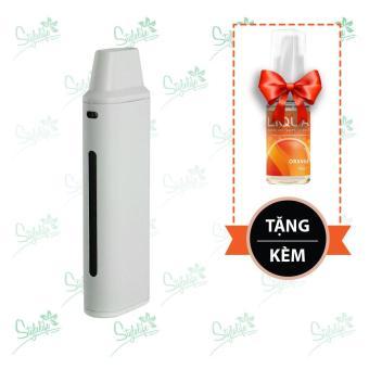 Bộ sản phẩm Eleaf iCare Mini (White) tặng 1 lọ tinh dầu New Liqua 10ml vị Cam