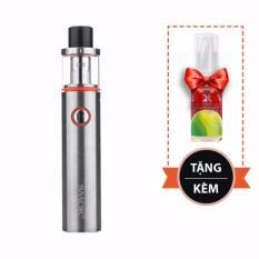Bộ thuốc lá - Vape - Shisha điện tử cao cấp siêu khói Smok Vape pen 22 + 1 chai tinh dầu 10ml (màu bạc)