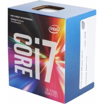 Bộ Xử Lý Intel Core i7 7700 3.6 Ghz Cache 8MB Socket 1151 (Gen 7 – Kaby Lake)
