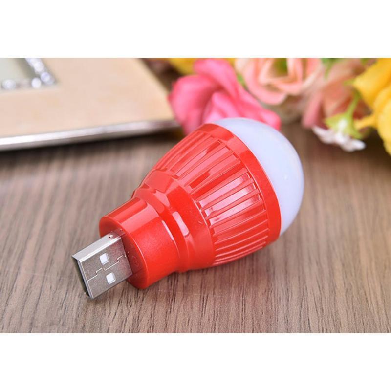 Bảng giá Bóng đèn tròn USB - đèn led cổng USB - Cloud store Phong Vũ