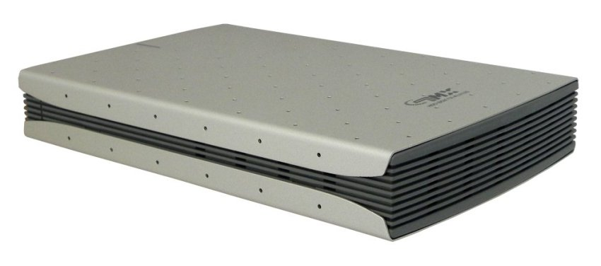 Box ổ cứng HDD Box 3.5 Inch TMX AL31US (Bạc)