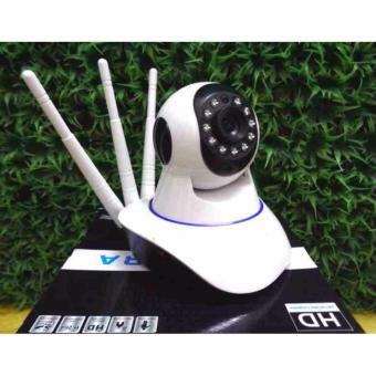 Camera an ninh, camera ip wifi quan sát 360 độ 3 râu