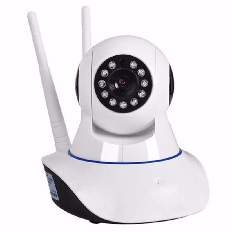 Camera Giám Sát 2 Anten Yoosee 8100 Full HD 720P Hola Wifi Không Dây