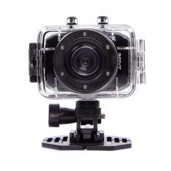 Camera hành động HD Sport 3SIXT (Đen)