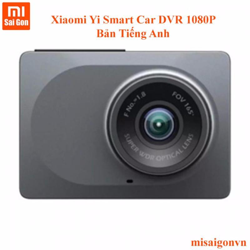 Camera hành trình Yi Smart Car DVR Xiaomi 1080p (Xám)