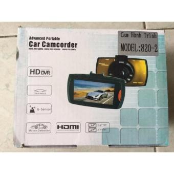 Camera HD hành trình chuyên dụng cho xe hơi