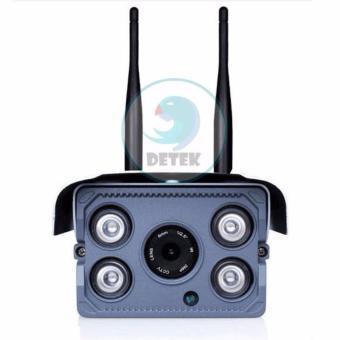 Camera IP Detek X5300 ngoài trời chống nước dùng app Yoosee - 3