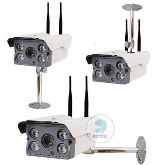 Camera IP Detek X5300 ngoài trời chống nước dùng app Yoosee - 4