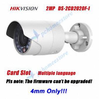 Camera IP độ nét cao 2M DS-2CD2020F-I