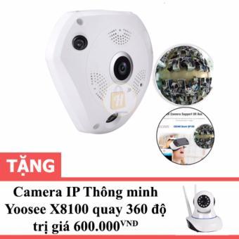 Camera IP VR CAM 3D quay mọi góc nhìn 360 độ (Trắng) tặng Camera IP Yoosee X8100 - 8113538 , DE011ELAA2ZWHBVNAMZ-5198890 , 224_DE011ELAA2ZWHBVNAMZ-5198890 , 1500000 , Camera-IP-VR-CAM-3D-quay-moi-goc-nhin-360-do-Trang-tang-Camera-IP-Yoosee-X8100-224_DE011ELAA2ZWHBVNAMZ-5198890 , lazada.vn , Camera IP VR CAM 3D quay mọi góc nhìn 360