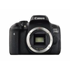 Giảm Giá Canon 750D BODY Hàng chính hãng ( Đen )  Vũ Nhật