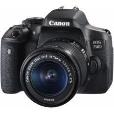 Nơi Bán Canon 750D kit 18-55mm STM Hàng chính hãng ( Đen )  Vũ Nhật