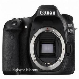 Giá Canon 80D body  Tại Huyhoangdigital (Tp.HCM)