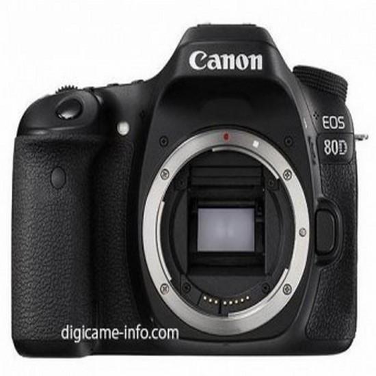 Canon 80D body - Mới 100%